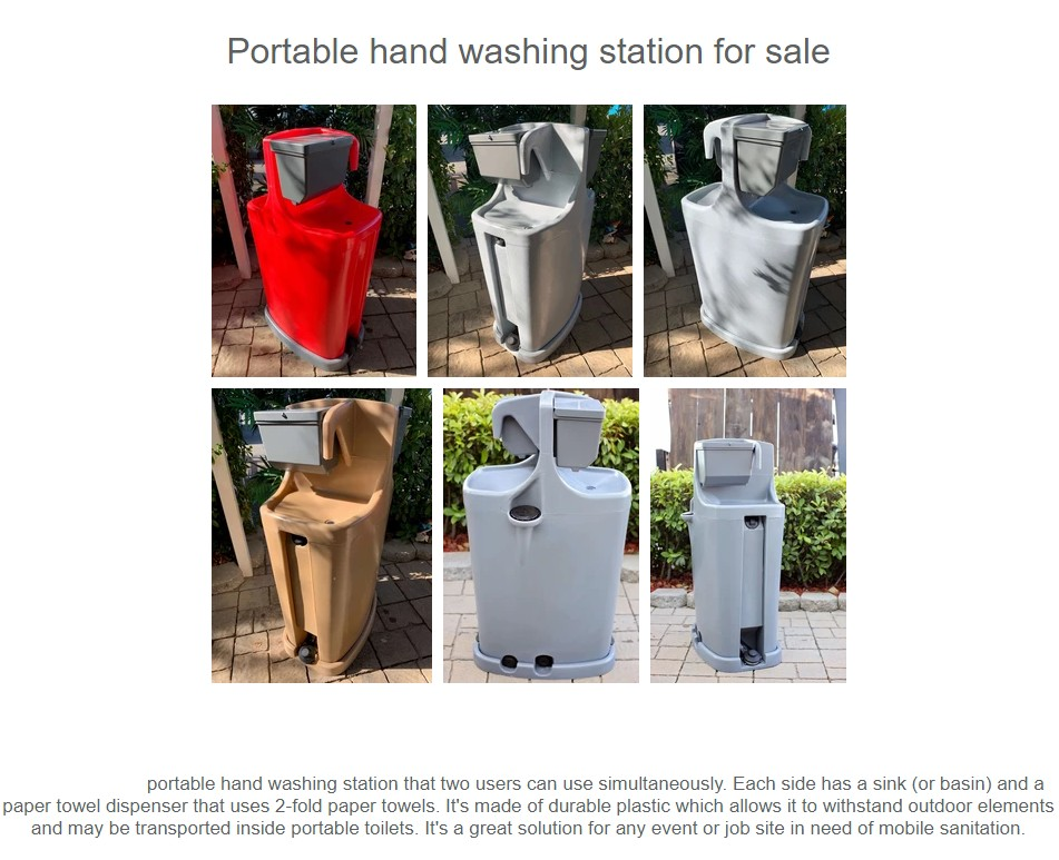 Hand Wash Stations for Sale colors and photos