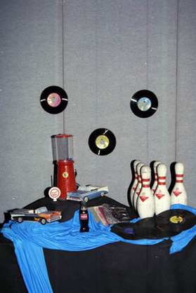 50s Theme Party Ideas